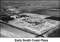 Early South Coast Plaza