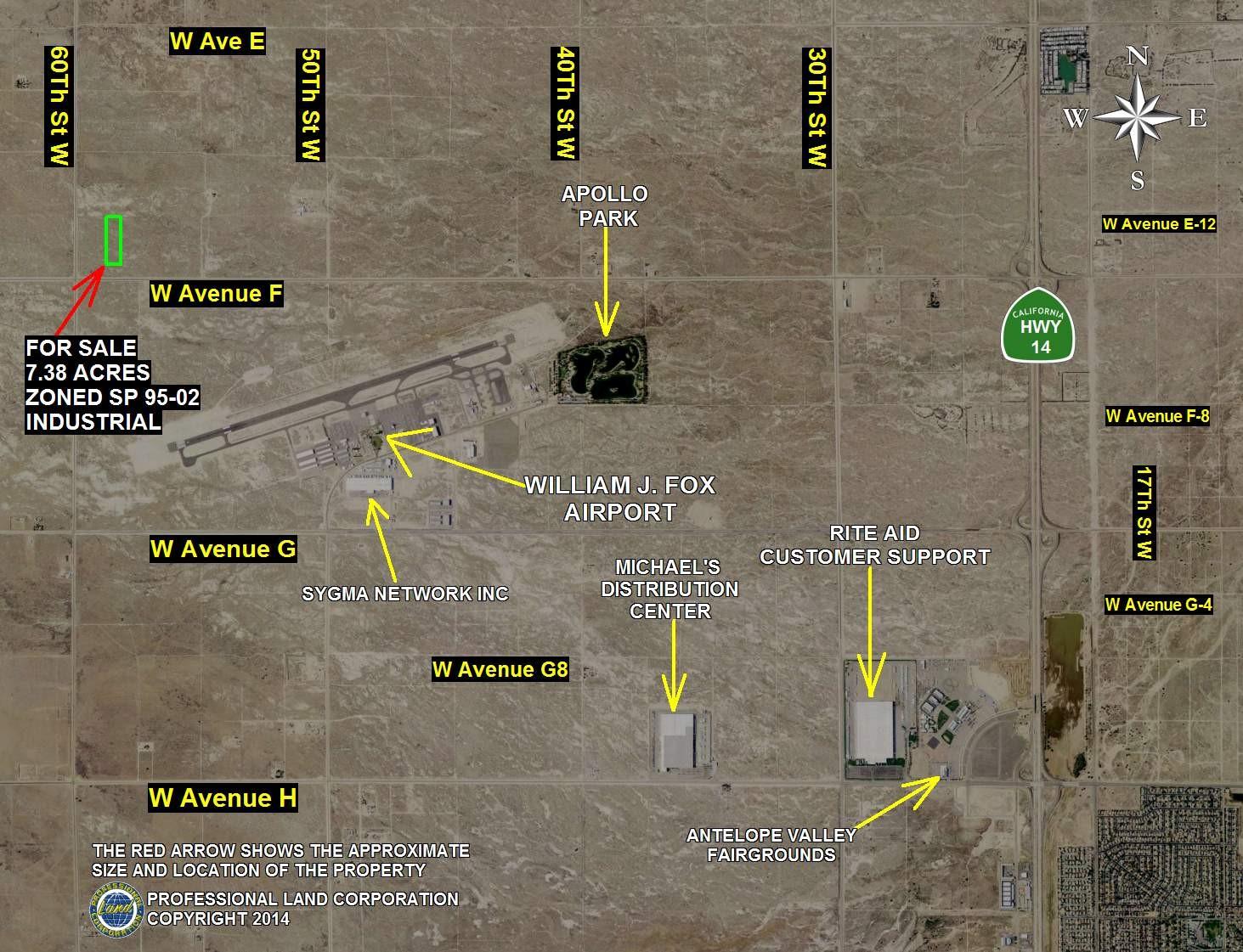 Antelope Valley Professional Land Corporation