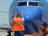 Southwest Debuts New Aircraft Heart Brand at SCLA in Victorville